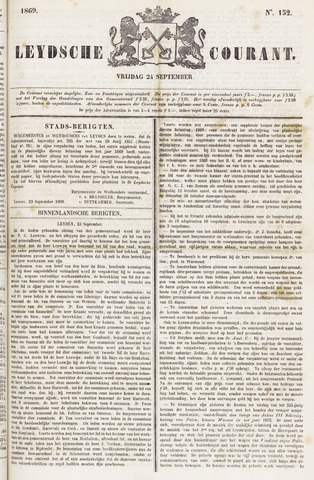 Leydse Courant 1869-09-24