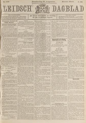 Leidsch Dagblad 1916-08-31