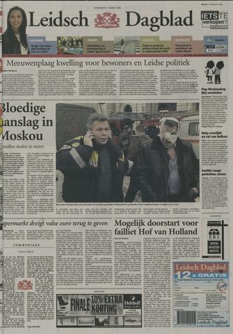 Leidsch Dagblad 2004-02-06
