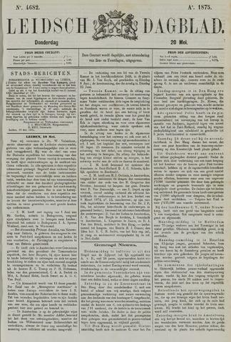 Leidsch Dagblad 1875-05-20