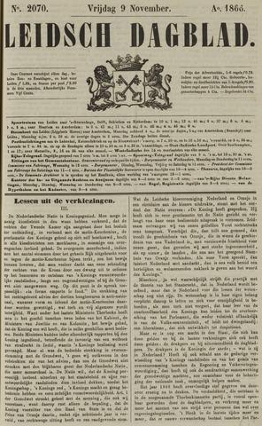 Leidsch Dagblad 1866-11-09