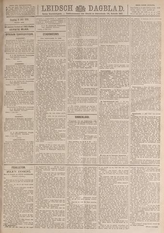 Leidsch Dagblad 1919-07-08