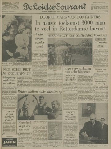 Leidse Courant 1967-09-25