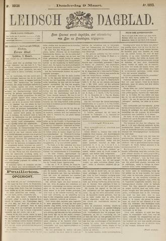 Leidsch Dagblad 1893-03-09