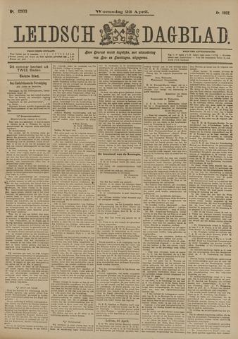 Leidsch Dagblad 1902-04-23