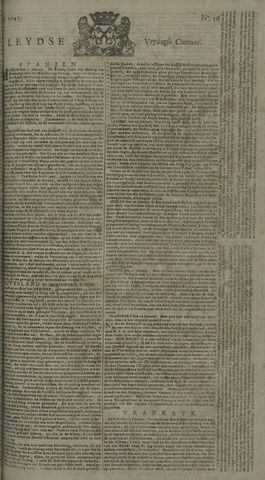 Leydse Courant 1745-02-05