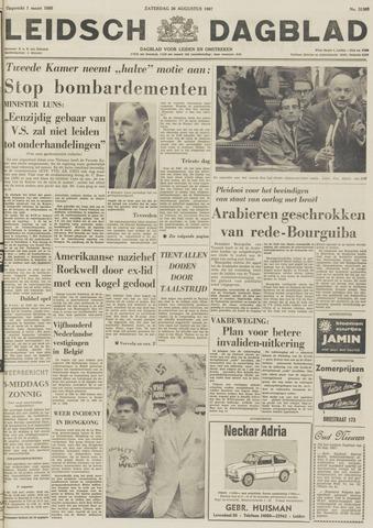 Leidsch Dagblad 1967-08-26