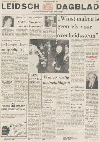 Leidsch Dagblad 1975-10-29