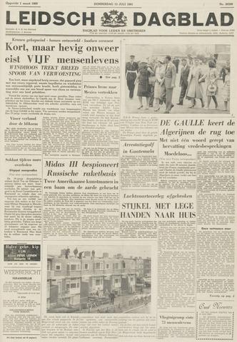 Leidsch Dagblad 1961-07-13