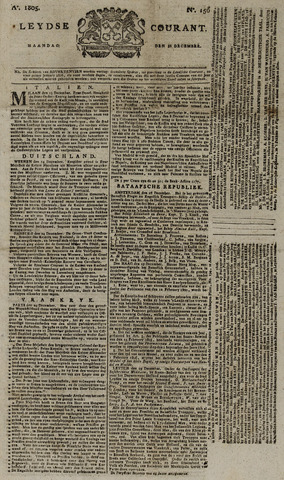 Leydse Courant 1805-12-30