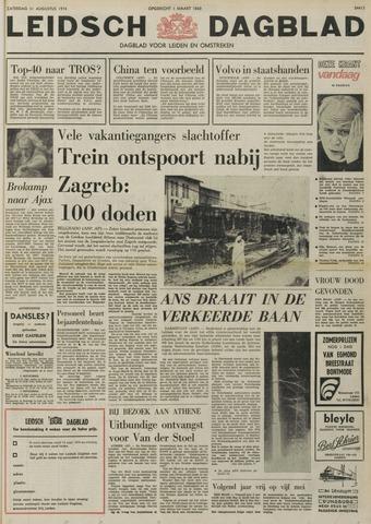 Leidsch Dagblad 1974-08-31