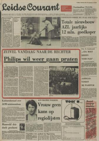 Leidse Courant 1977-02-04