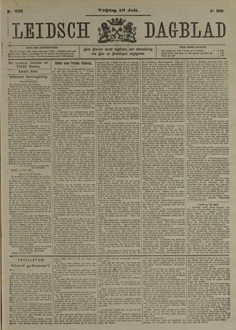 Leidsch Dagblad 1909-07-16