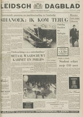 Leidsch Dagblad 1970-03-21