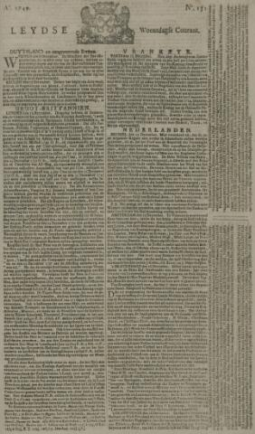 Leydse Courant 1749-12-17