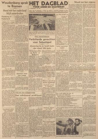Dagblad voor Leiden en Omstreken 1944-05-09