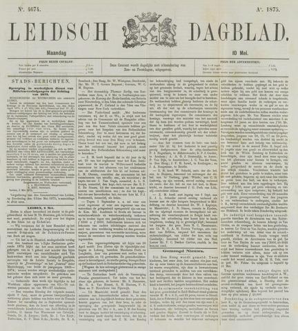 Leidsch Dagblad 1875-05-10