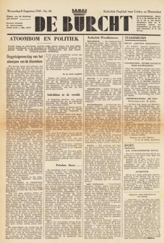 De Burcht 1945-08-08