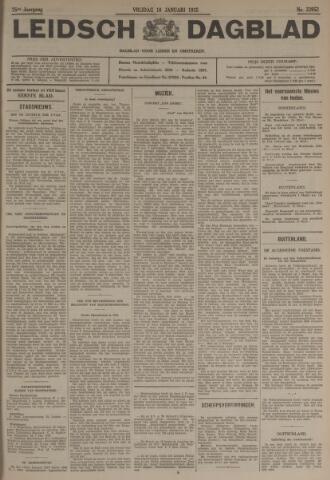 Leidsch Dagblad 1935-01-18