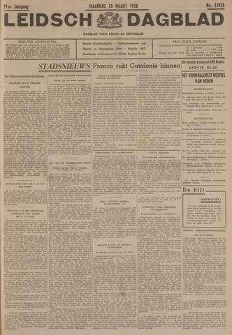 Leidsch Dagblad 1938-03-28