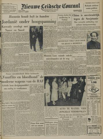 Nieuwe Leidsche Courant 1957-04-26