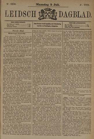 Leidsch Dagblad 1880-07-05
