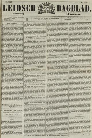 Leidsch Dagblad 1870-08-18