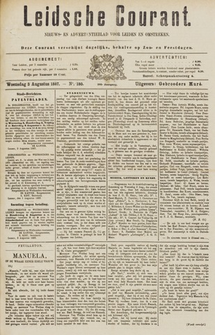 Leydse Courant 1887-08-03