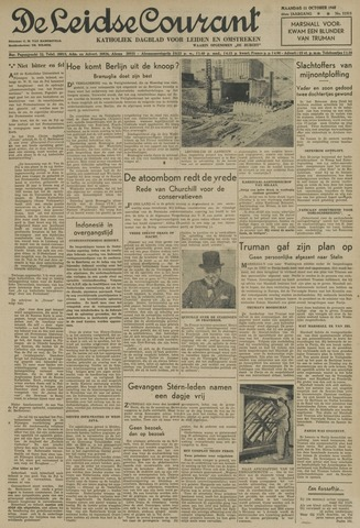 Leidse Courant 1948-10-11