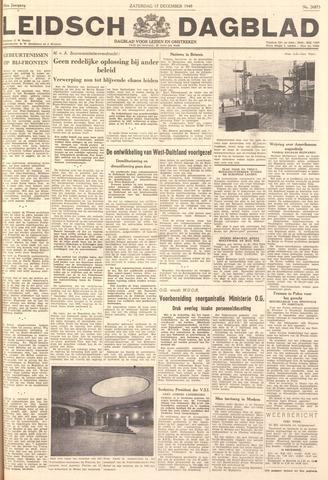 Leidsch Dagblad 1949-12-17
