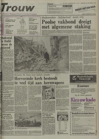 Nieuwe Leidsche Courant 1980-11-25
