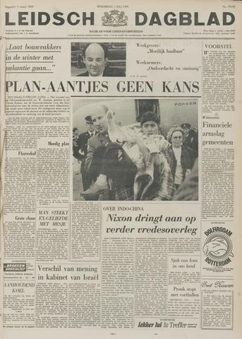 Leidsch Dagblad 1970-07-01