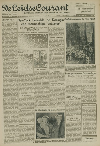 Leidse Courant 1952-04-08