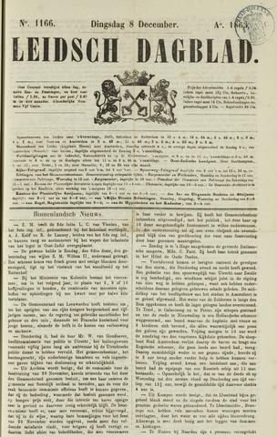Leidsch Dagblad 1863-12-08