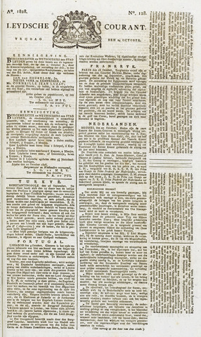Leydse Courant 1828-10-24