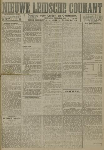 Nieuwe Leidsche Courant 1921-12-30