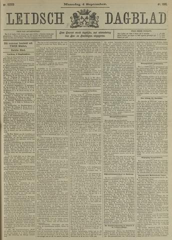 Leidsch Dagblad 1911-09-04