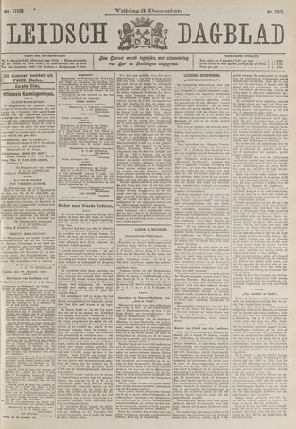 Leidsch Dagblad 1915-12-03
