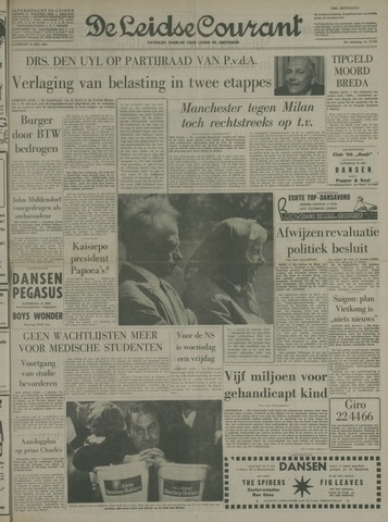 Leidse Courant 1969-05-10