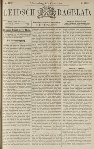 Leidsch Dagblad 1885-10-19