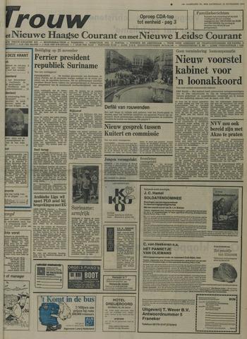 Nieuwe Leidsche Courant 1975-11-22