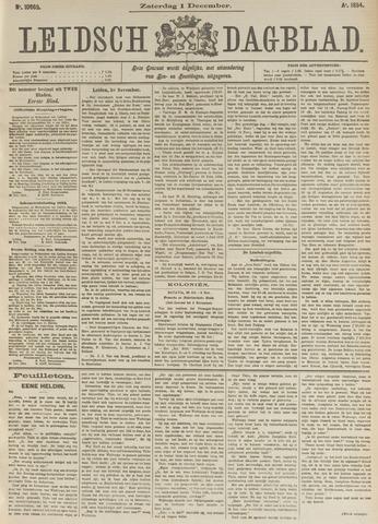 Leidsch Dagblad 1894-12-01