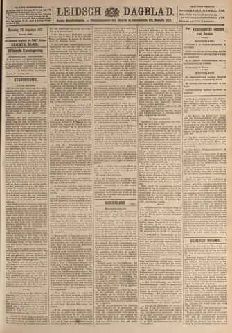 Leidsch Dagblad 1921-08-29