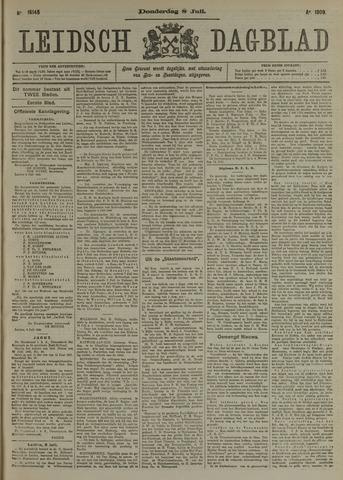 Leidsch Dagblad 1909-07-08