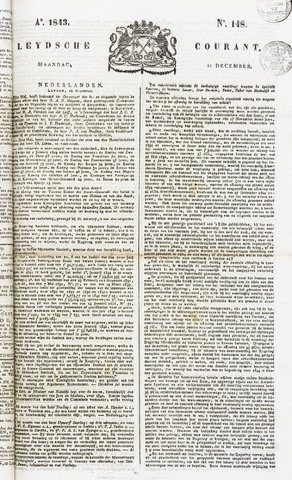 Leydse Courant 1843-12-11