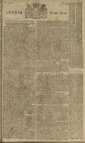 Leydse Courant 1757-11-11