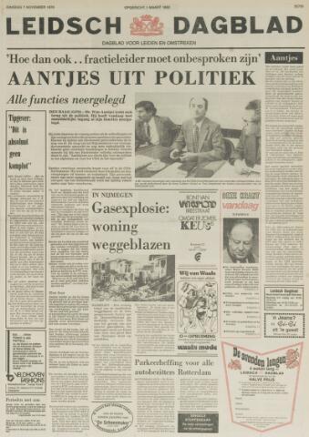 Leidsch Dagblad 1978-11-07