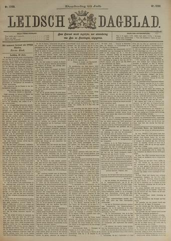 Leidsch Dagblad 1896-07-23