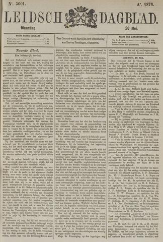 Leidsch Dagblad 1878-05-20