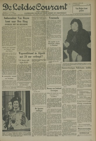 Leidse Courant 1962-06-05